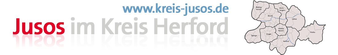 Jusos im Kreis Herford